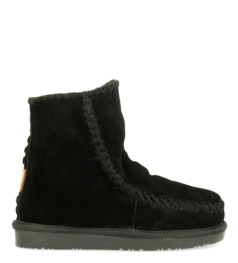 Comprar Gioseppo Namura black leather boots