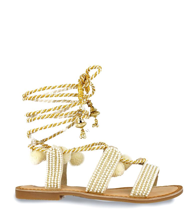 Sandalia Quetzali Blanco Tienda Comprar Gioseppo Moda Esdemarca 3l4q5arj A4jL5R
