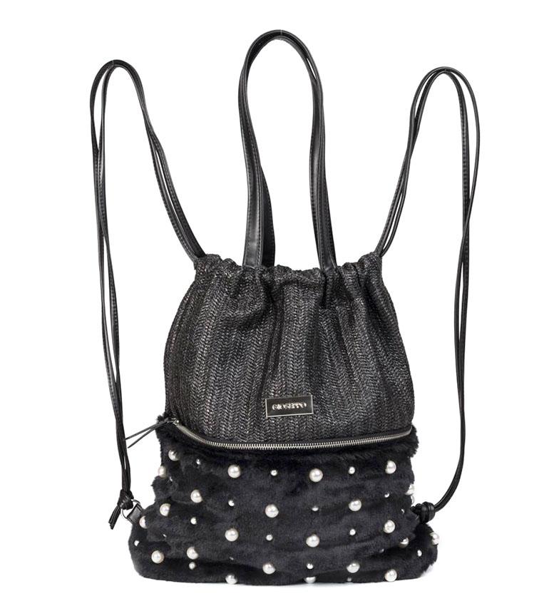 Comprar Gioseppo Bolso-Mochila Perla negro -41x39x39 cm-