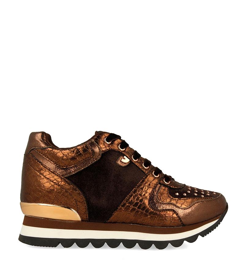 Comprar Gioseppo Chaussures Marcia en cuivre - Hauteur intérieure du coin : 7cm
