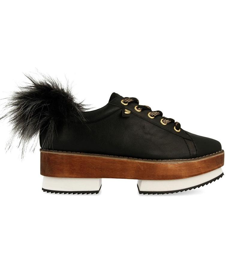 Comprar Gioseppo Giappone scarpe nere-Altezza suola: 6 cm-