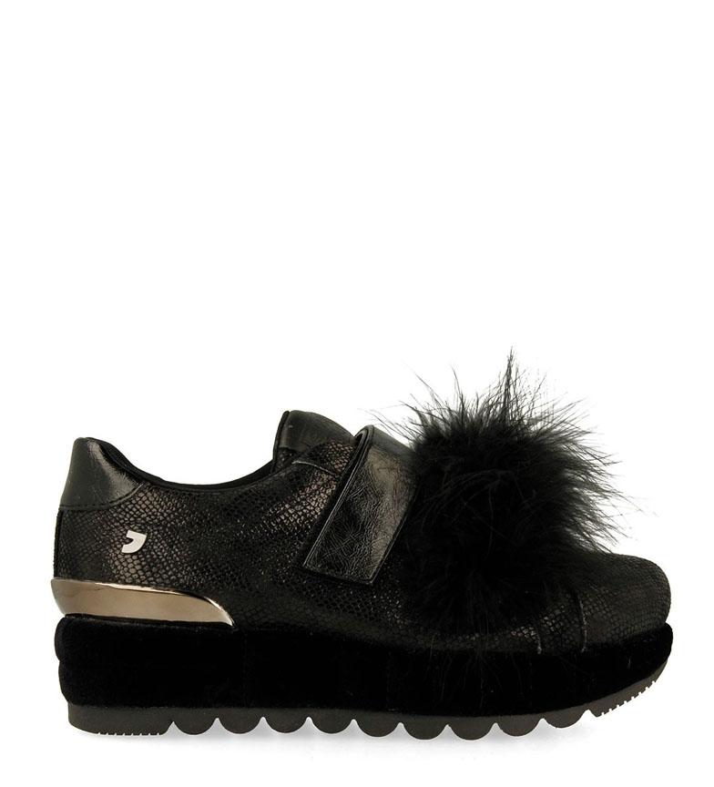 Comprar Gioseppo Zapatillas Plumina negro -Altura plataforma: 4cm-