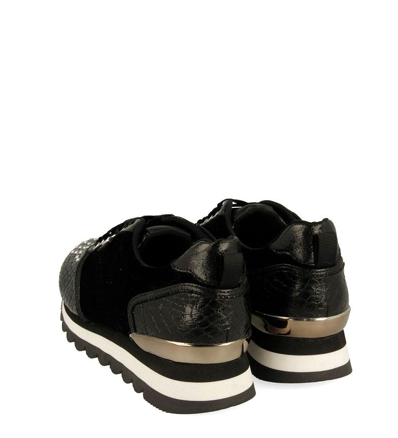 Aran Aran Zapatillas Negro Zapatillas Gioseppo Gioseppo Nm8Oyn0wPv