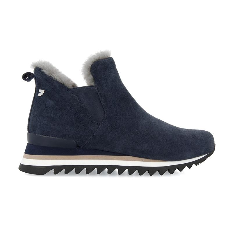 Comprar Gioseppo Eckero marine leather boots
