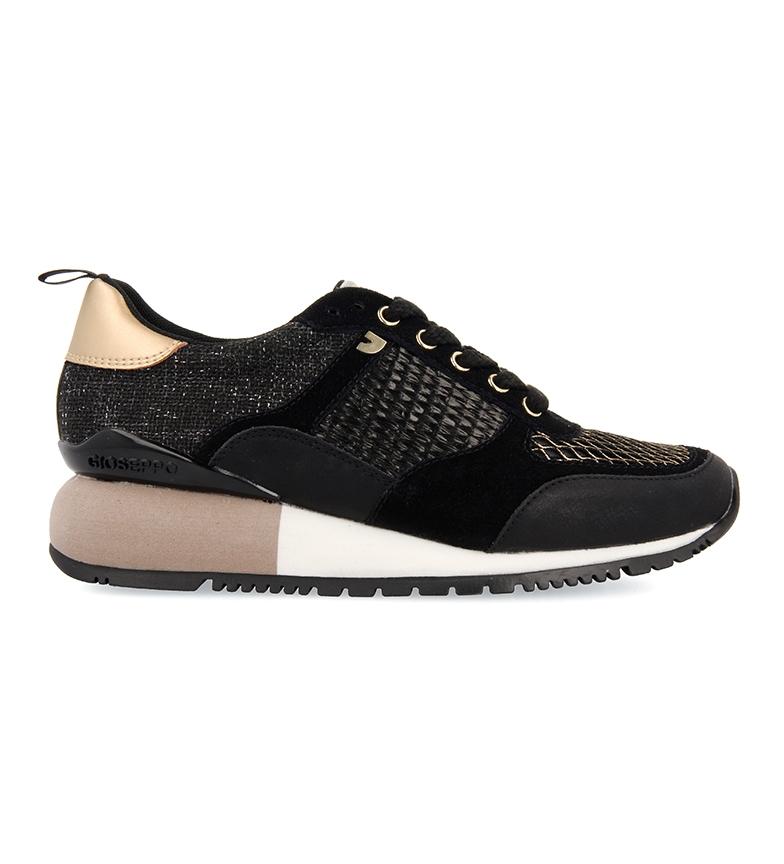 Comprar Gioseppo Zapatillas Anzac negro -Altura cuña: 4.5cm-