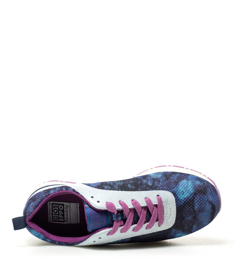 ZapatillasModica Gioseppo Gioseppo violeta ZapatillasModica azul 7Eqpw75O