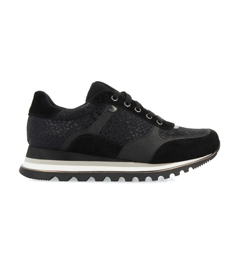 Comprar Gioseppo Sapatos Daruvar pretos - Altura da cunha: 4cm