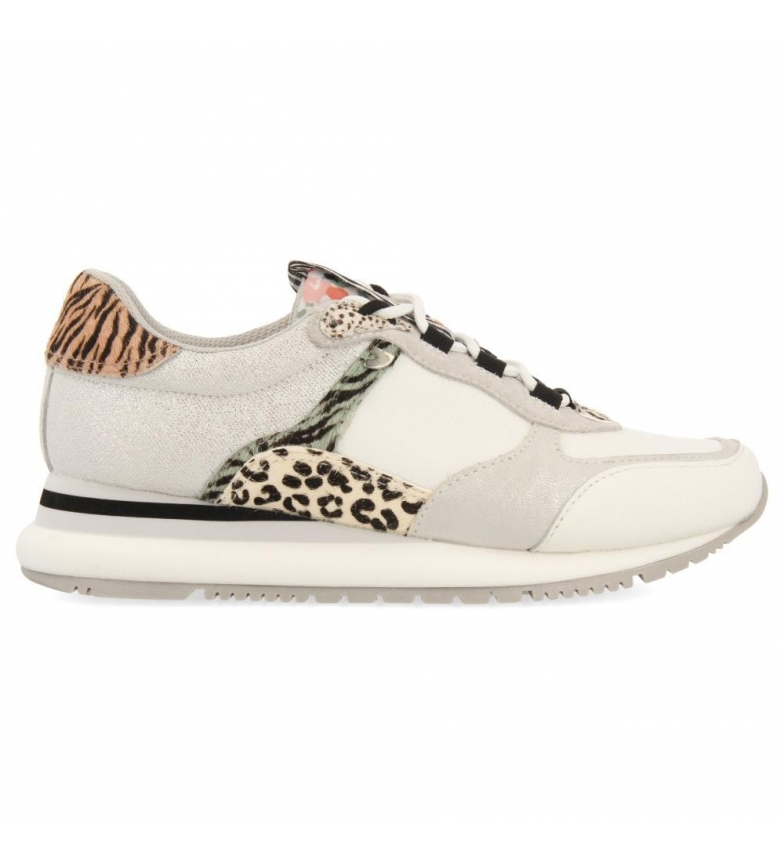 Comprar Gioseppo Zapatillas de piel Siloam blanco