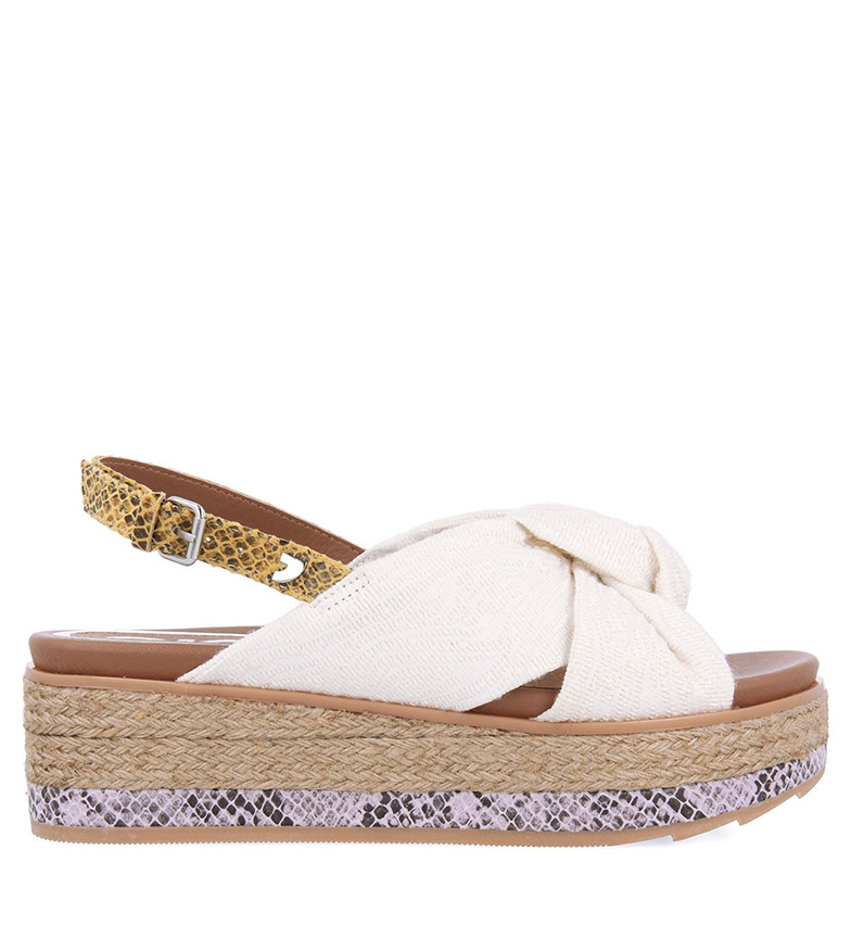 Comprar Gioseppo Broken white Nevele sandals
