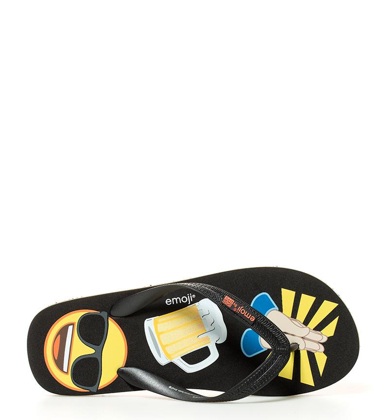 Gioseppo Flip flop Shota negro