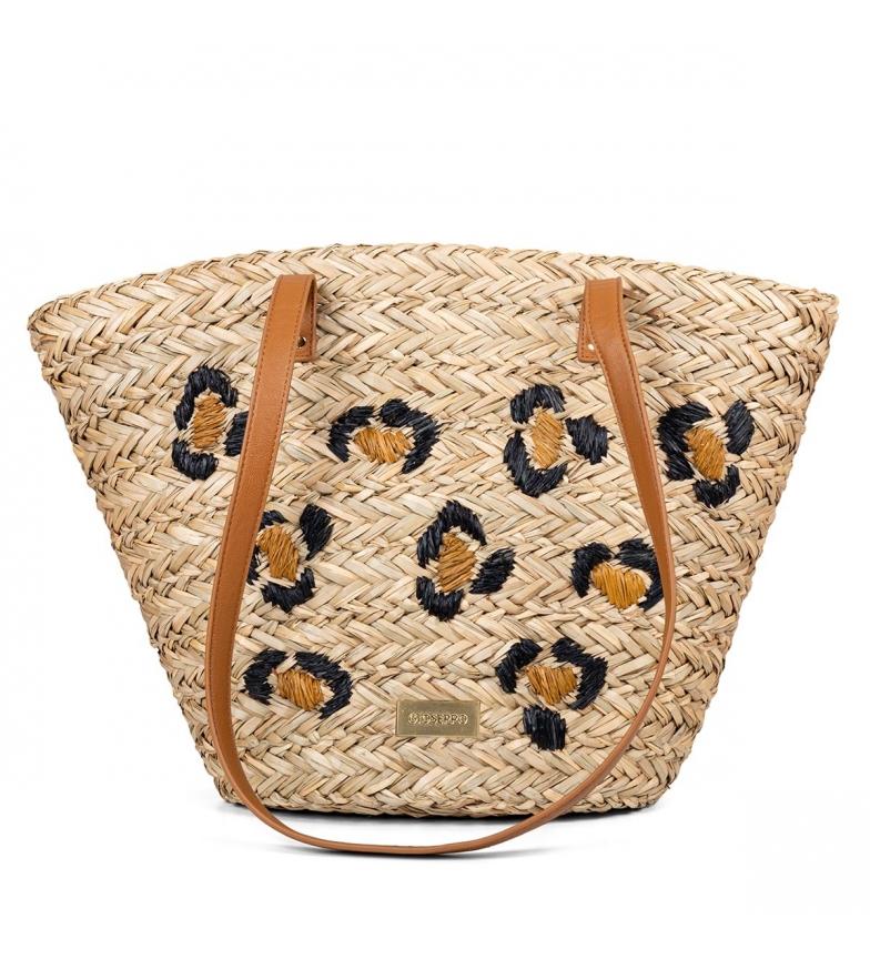Comprar Gioseppo Ardiden beige carrycot bag -31x44cm