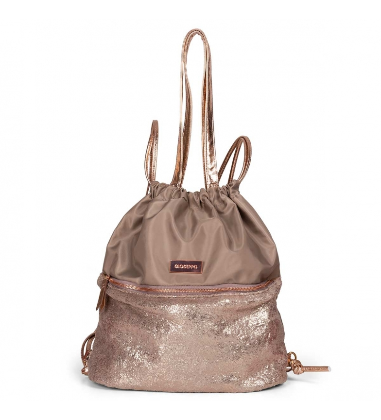 Comprar Gioseppo Saxman backpack beige -36x38x15,5cm
