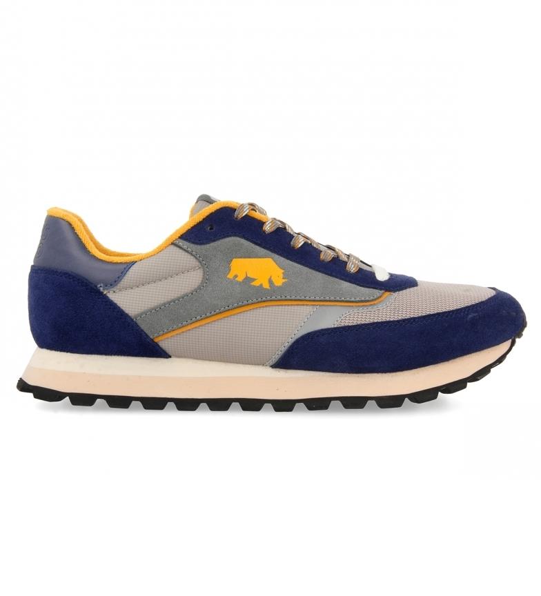Comprar Gioseppo Sneakers in pelle Koriolov blu scuro