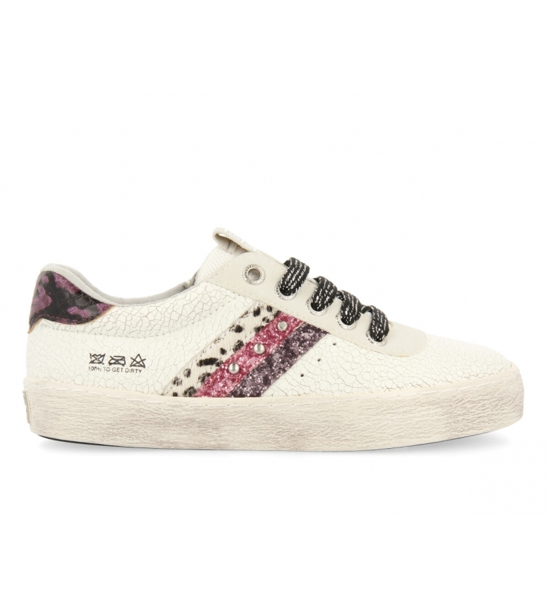 Comprar Gioseppo Chastre white leather sneakers