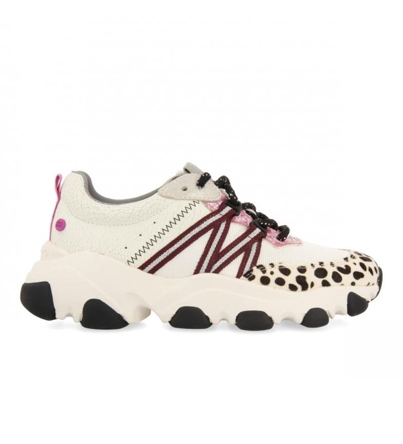 Comprar Gioseppo Zapatillas de piel Reninge blanco