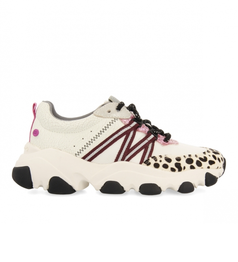 Comprar Gioseppo Reninge white leather sneakers