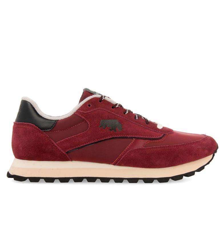 Comprar Gioseppo Sneakers Kineshma in pelle bordeaux