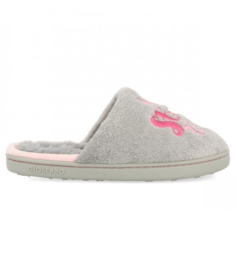 Gioseppo House slippers Lohne grey