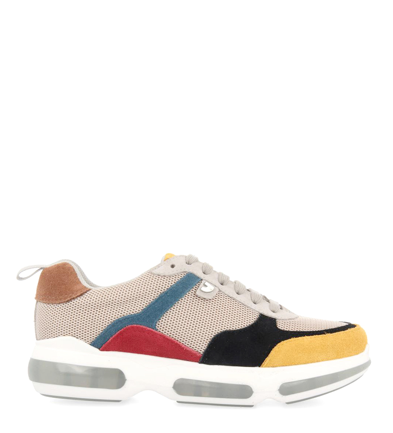 Comprar Gioseppo Miracoli leather shoes beige