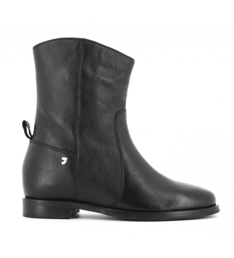 Comprar Gioseppo Botas de couro para tornozelo 56670 preto