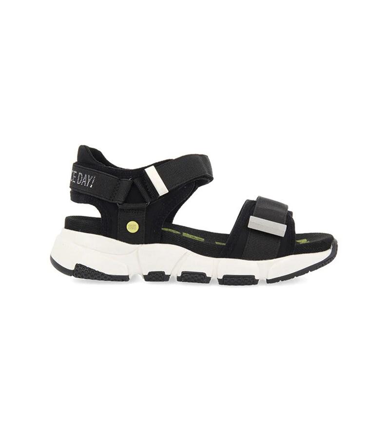Comprar Gioseppo Remchi black sandals