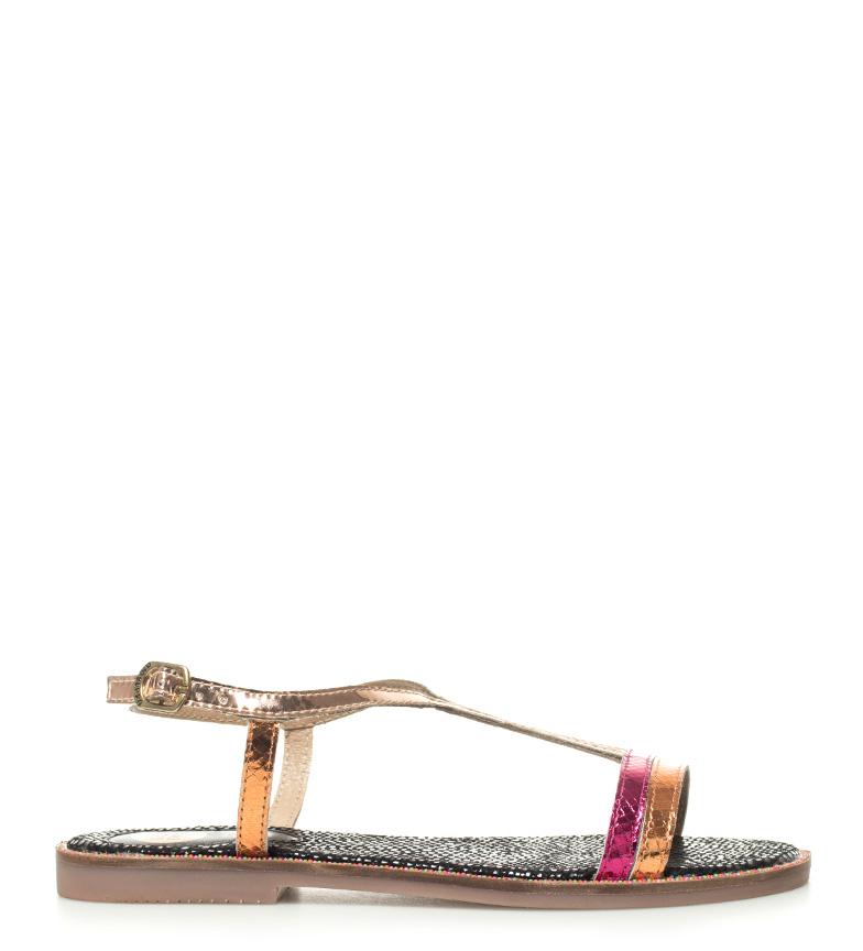 Gioseppo Sandalo In Pelle Multicolore YHzRgI