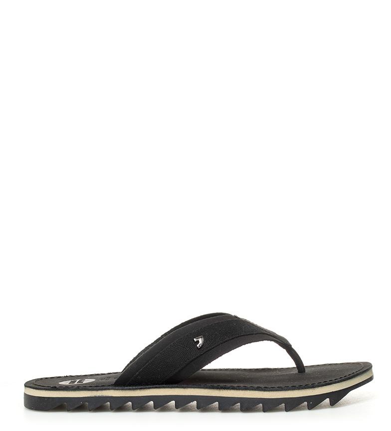 Comprar Gioseppo Leather sandals Vence black