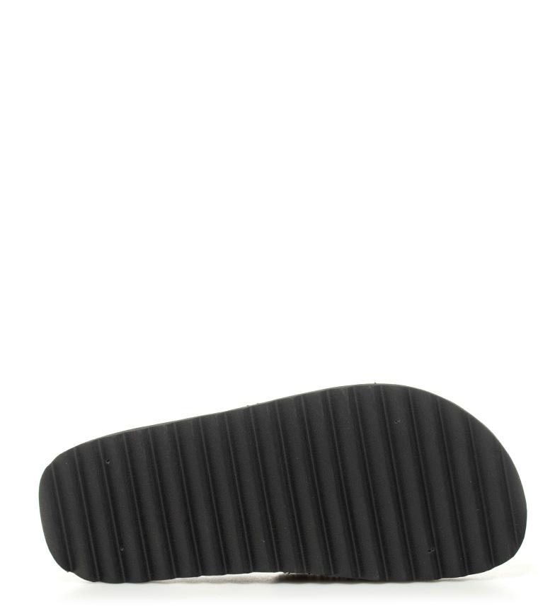 Gioseppo Altura plataforma 4cm Sandalias Sami negro n4v4xfaq