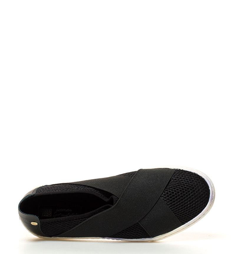 Barato de moda Precio increíble precio barato Gioseppo - Slip On Routine negro Confiable en línea Compre barato Obtenga para comprar Tienda outlet de venta nQa8wQ3