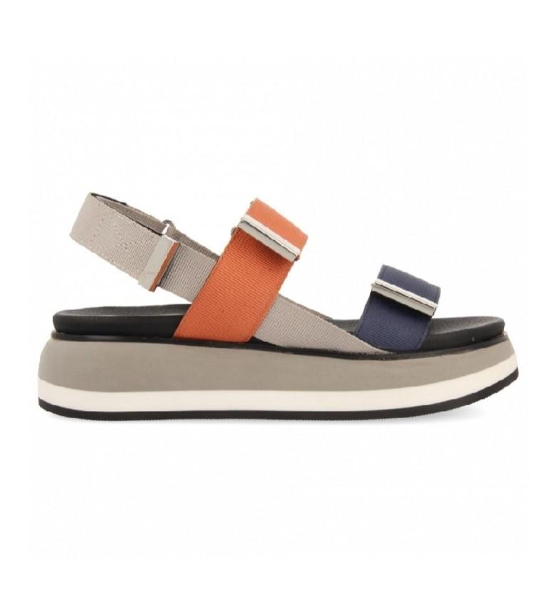 Comprar Gioseppo Urbandale sandals beige, coral, blue