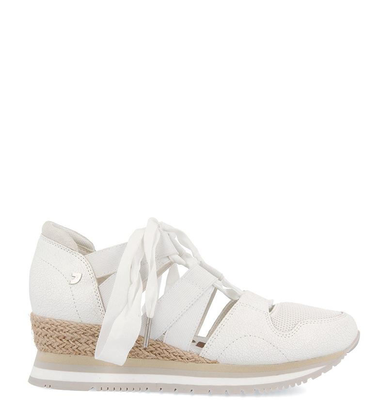 Comprar Gioseppo White Viccio shoes - wedge height: 5cm