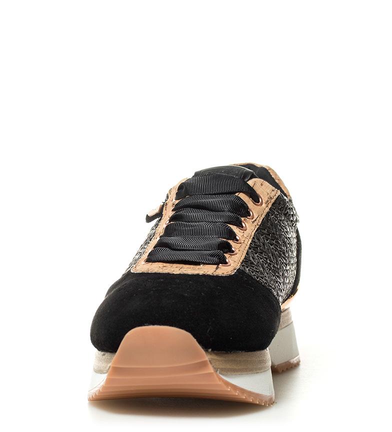 Gioseppo Zapatillas Anca negro Altura plataforma: 3,5cm.