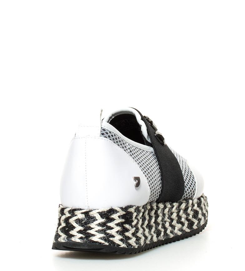 Gioseppo Bender Gioseppo Zapatillas Zapatillas blanco negro 0gqndwZx7