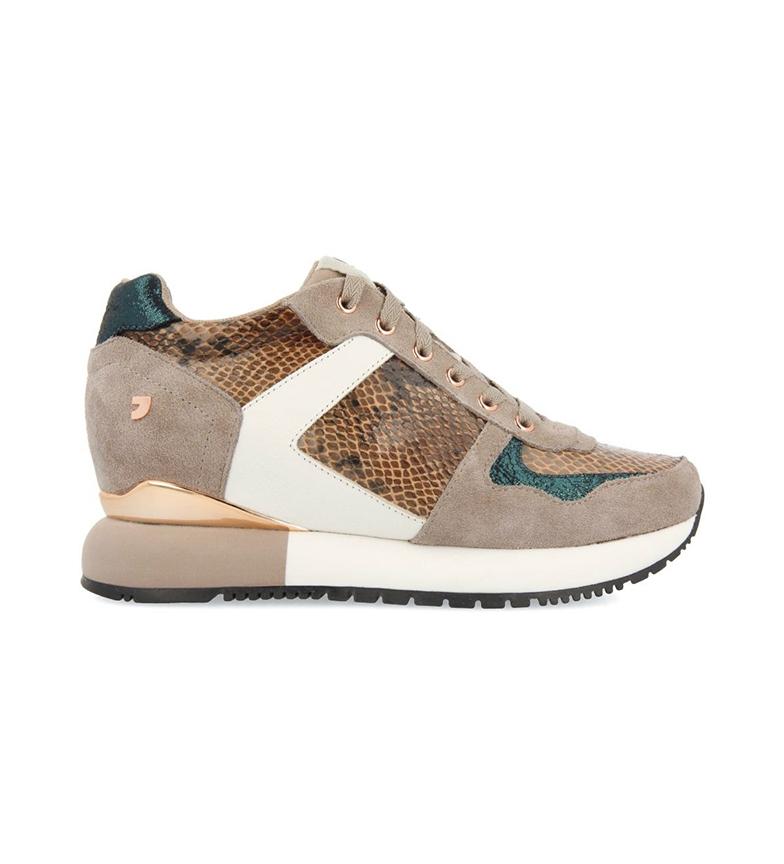 Comprar Gioseppo Sapatos Buzuluk castanhos - Altura da cunha: 5,8cm