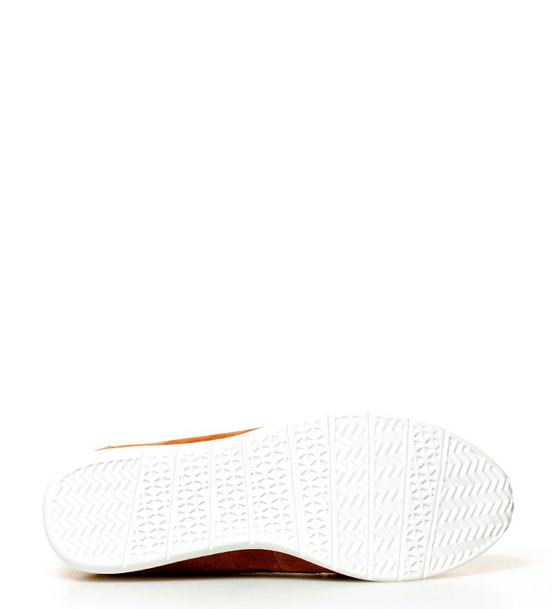Gioseppo Zapatillas de piel Acy cuero