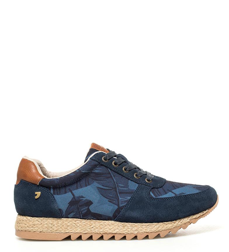 Comprar Gioseppo Zapatillas de piel Gle azul
