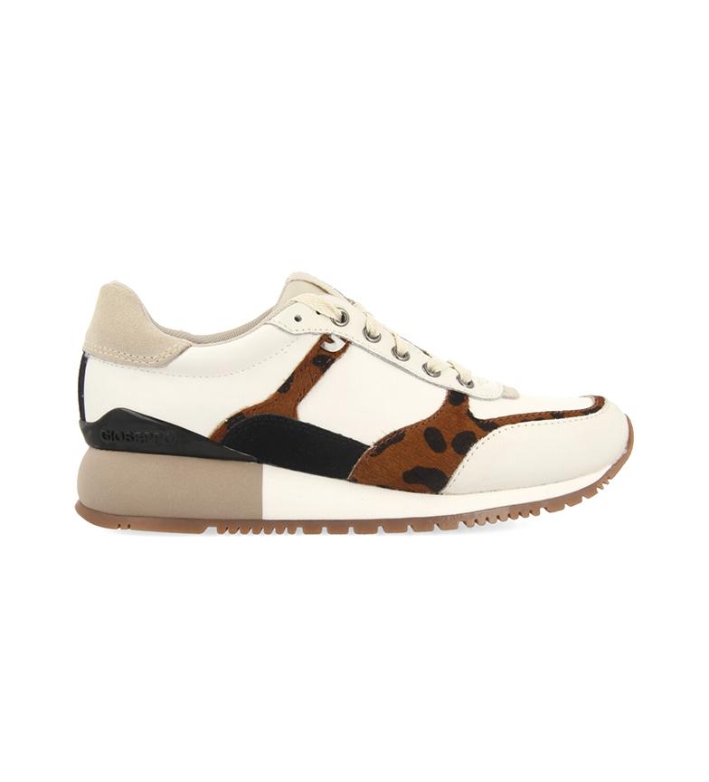 Comprar Gioseppo Sapatos de couro Liège branco