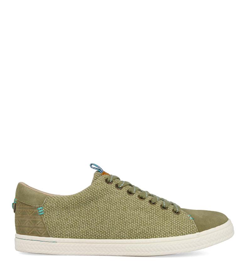 Comprar Gioseppo Viorel sapatos de couro caqui Viorel