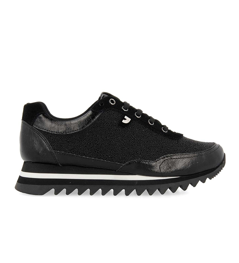 Comprar Gioseppo Chaussures Diekirch noires - hauteur du coin : 4cm