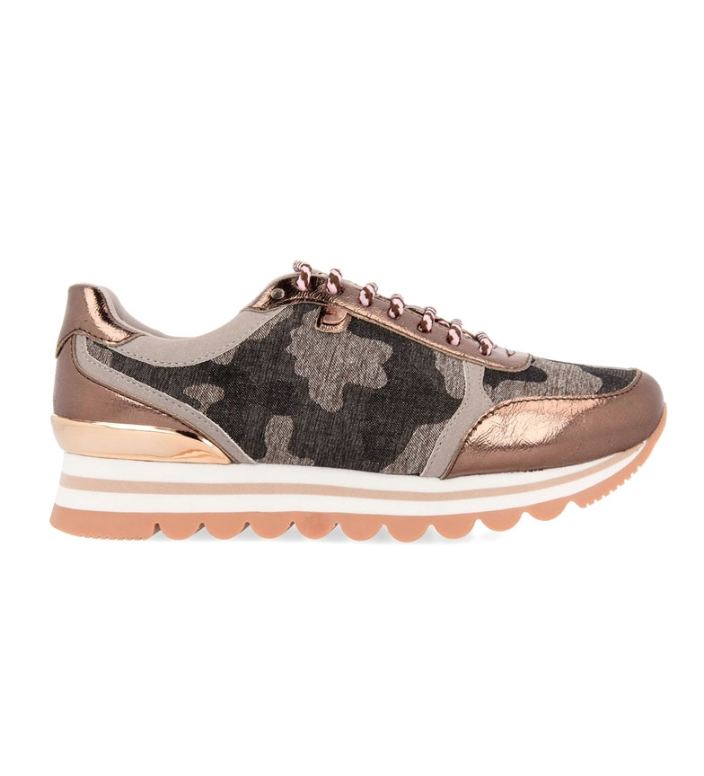 Comprar Gioseppo Avallon camouflage shoes - Wedge+sole height: 5.5 cm