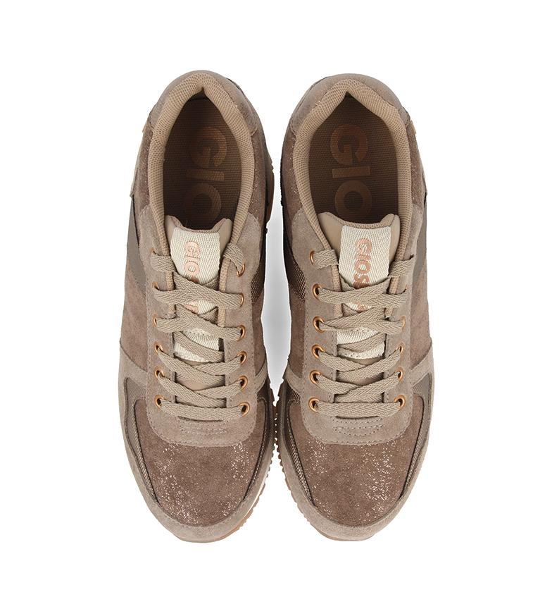 Comprar Gioseppo Chaussures en cuir Havelange beige -Hauteur de la semelle : 5,8cm