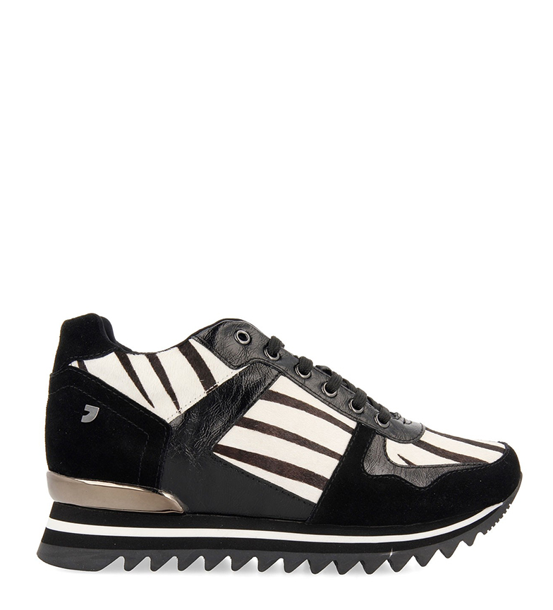 Comprar Gioseppo Kayl zebra shoes - height of the inner wedge + sole: 7cm