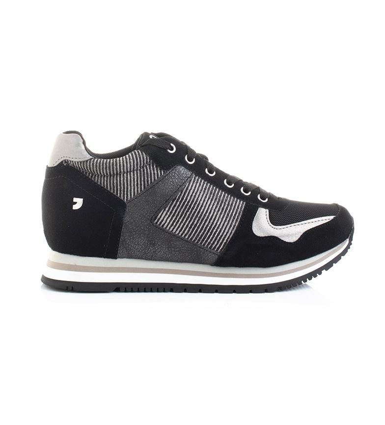 Comprar Gioseppo Zapatillas Nassu negro -Altura cuña interna + suela: 5.8cm-