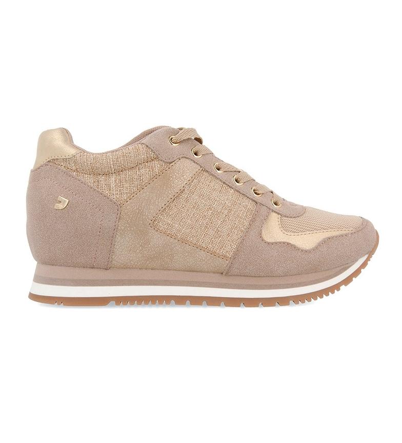 Comprar Gioseppo Chaussures Nassu dorées - Hauteur intérieure de la cale + semelle : 5,8cm