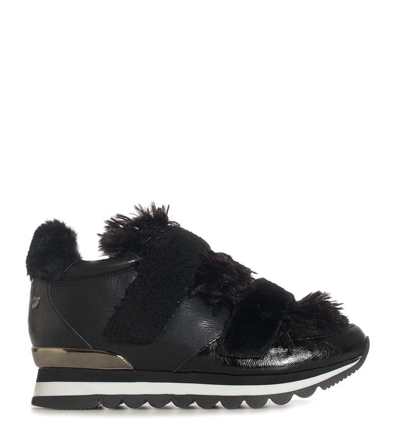 Comprar Gioseppo Sapatos Nisba pretos - Altura da cunha: 7cm
