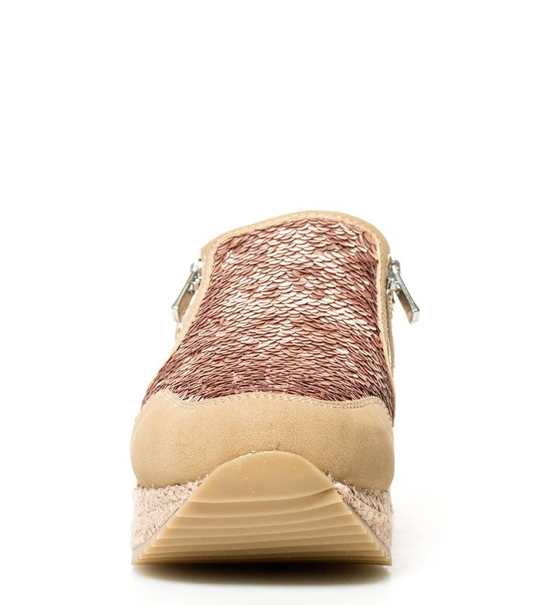 Zapatillas bronce kaki Paltrow Gioseppo Gioseppo Zapatillas EZwOZ6q
