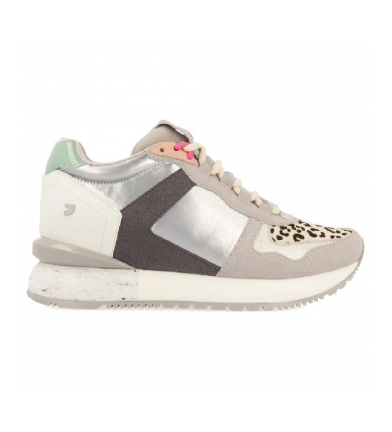 Gioseppo Randaberg Sneakers beige, multicolor