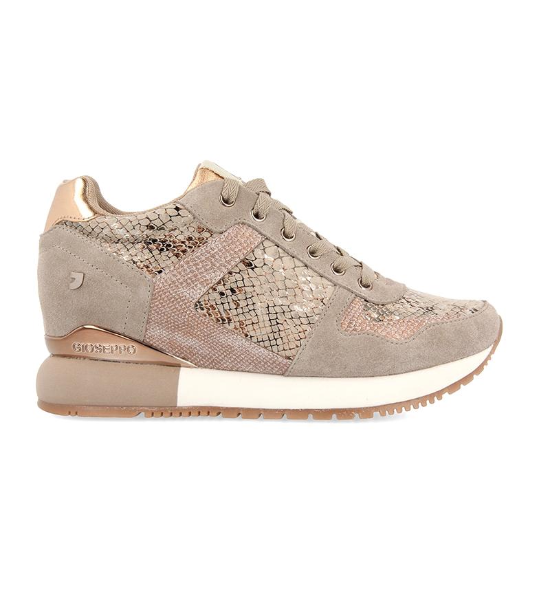 Comprar Gioseppo Chaussures beige Rapla - hauteur de la cale : 5,8 cm