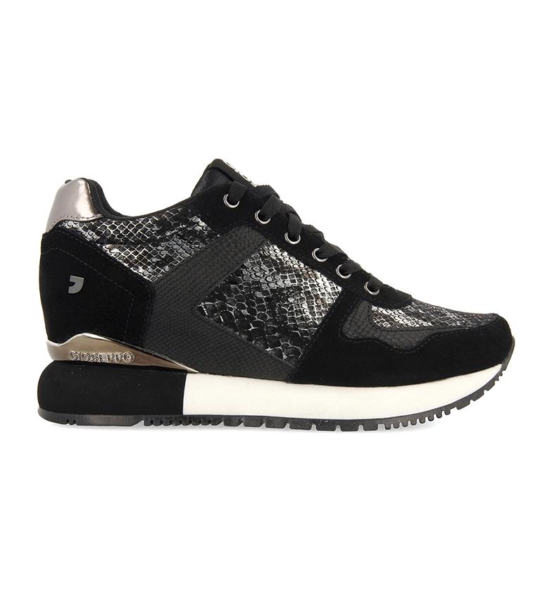 Comprar Gioseppo Black Rapla shoes - wedge height: 5,8 cm
