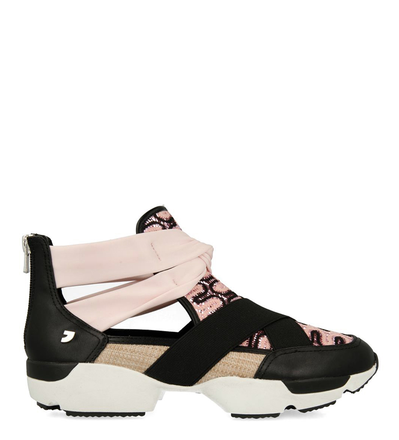 Comprar Gioseppo Rosset slippers black, pink